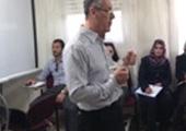 יום עיון אצל אורל נבו מהמרכז לקידום הקוסמטיקאית, ירושלים- ינואר 2014