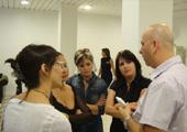 אפריל 2010 - ארוע לקוסמטיקאיות