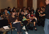 סדנה מקצועית קרן אור לקוסמטיקאיות - מלון רויאל ביץ, אילת