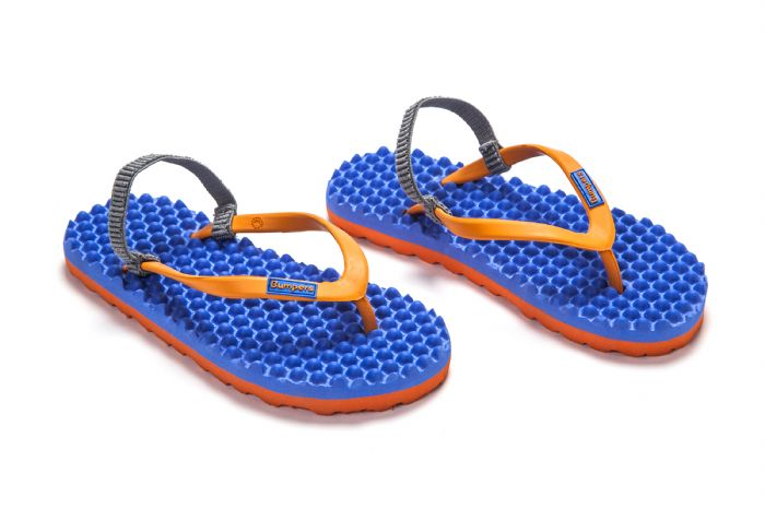 Bumpers Kids - כחול כתום