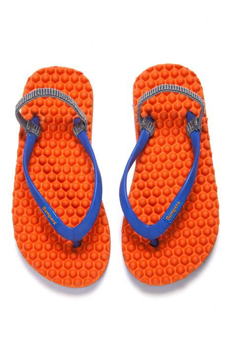 Orange & Blue // Bumpers Kids