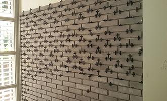 קיר לבנים