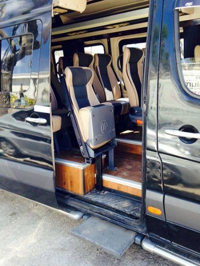 מונית גדולה בירושלים