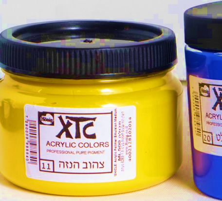 צבעי XTC 500