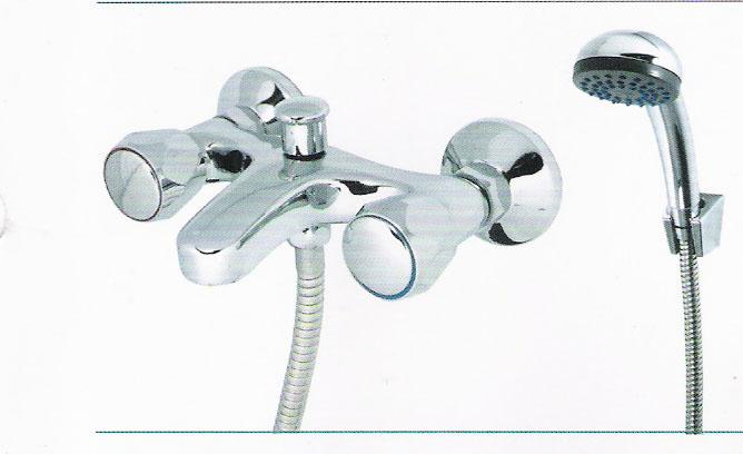 סוללה לאמבטיה-סדרת הדר ידיות עגולות