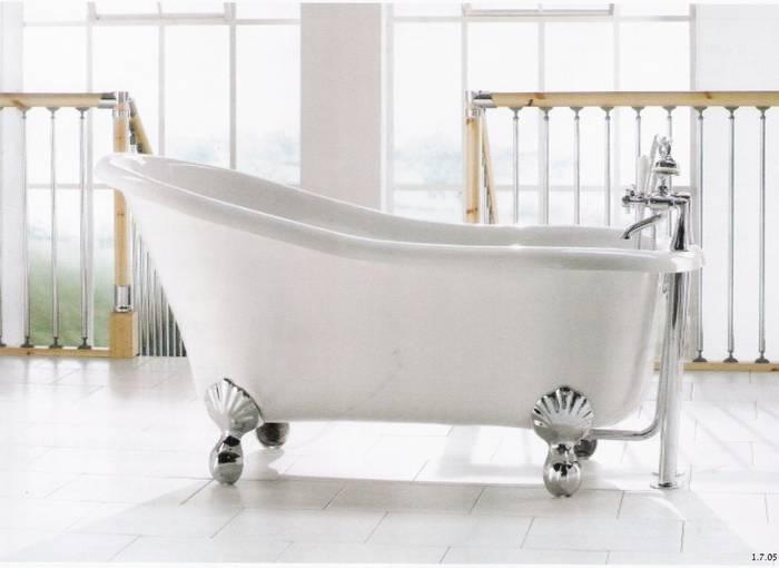 אמבטיות בעיצוב המאה ה-18 -תוצרת אנגליה