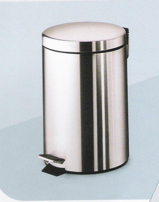 פח אשפה עגול-בגדלים-3-5-7 ליטר.10 שנות אחריות שלא יחליד.