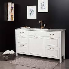 """ארון אמבט קומפלט דגם אלכסנדר כפרי מידה 150 ס""""מ .ניתן לקבל במבחר גדלים לבחירה."""