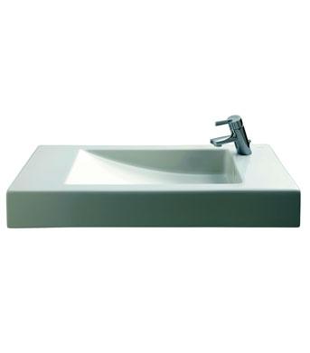 """מיוחד למקלחות צרות. דגם קיוביק 80 ס""""מ--ניתן לקבל גם ב-50--60  ס""""מ.עומק כיור 34.5 ס""""מ."""