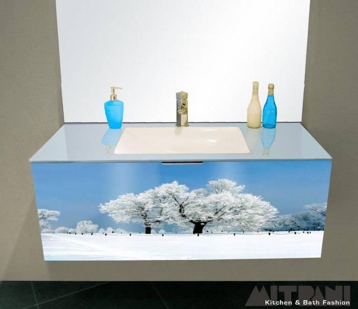 חיפוי זכוכית בחזית ארון אמבט דוגמא-27