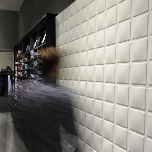 מבצע חיסול מלאי חיפוי קירות תלת מימד-חיפוי קיר דגם-קוביות.