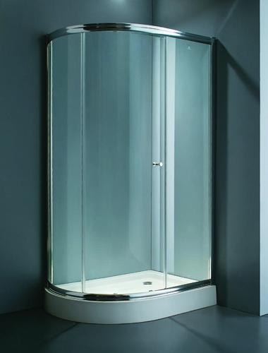 """מקלחון נוביליטי  עגול במידות 120-90 ס""""מ דגם k-815 יבוא HB- אמבט חלומי.אספקה מיידת."""