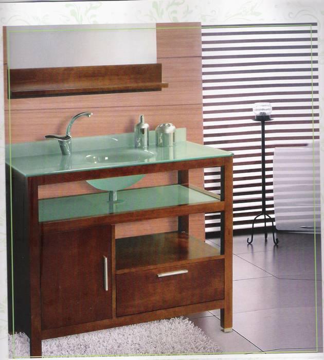 """ארון אמבט דגם- סתיו עץ מלא .מידה 100 ס""""מ .ארון תחתון בלבד לא כולל כיור משטח"""