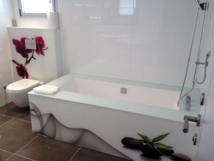 חדש חיפוי זכוכית בחדר המקלחת-חיפוי אמבטיה+חיפוי מיכל סמוי.