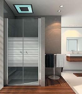 מקלחון חזית -פתיחה פנים וחוץ -תו תקן גרמני.