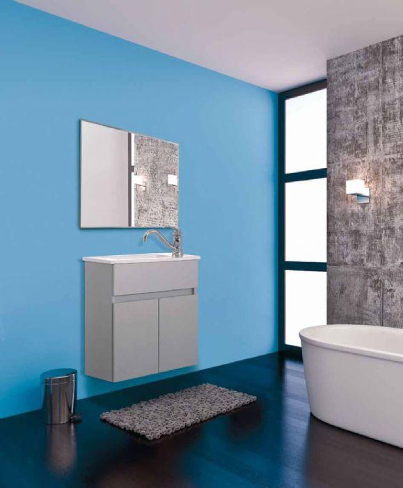 """ארון אמבטיה דגם-שקד קלאסי מידה 60 ס""""מ.ניתן לקבל בגדלים נוספים."""
