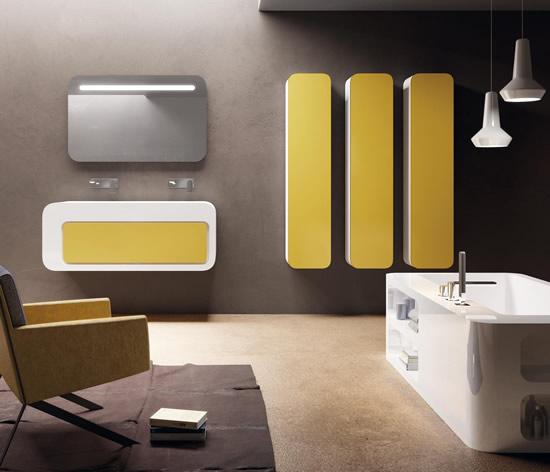 חדש-ארונות אמבטיה סדרת zero יבוא HB אמבט חלומי.