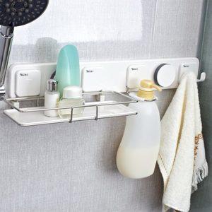 מתקן מיוחד לאמבט לסבון/מגבת/מדף להנחה.-264003