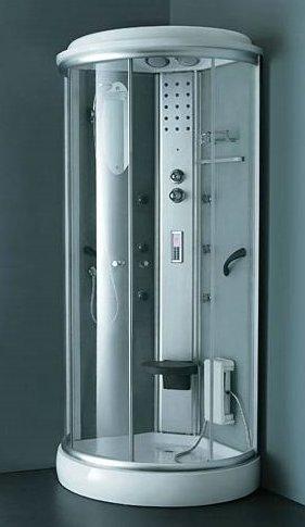 להיט-מקלחון עיסוי +סאונה רטובה  ניתן להתרשם מדגם זה פעיל מחובר למים וחשמל