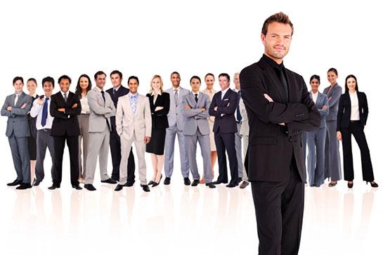 אנשי עסקים