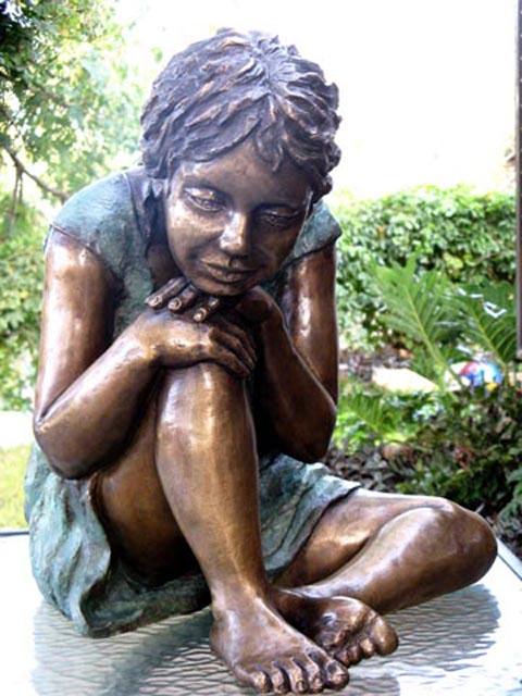 אלישבע צבר - פסלת