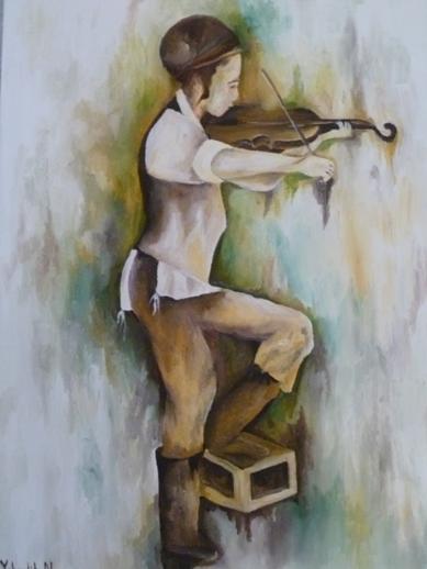 יהודית נכס - ציירת