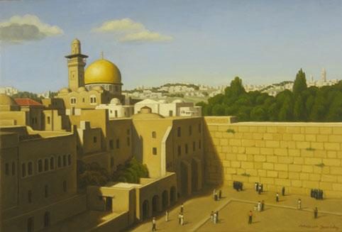 יעקב גבאי - צייר