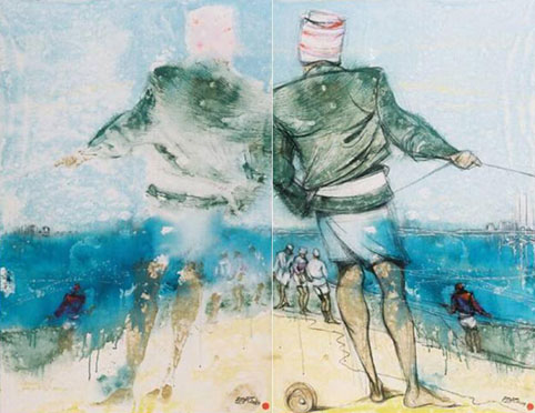 יעקב פאפו - צייר
