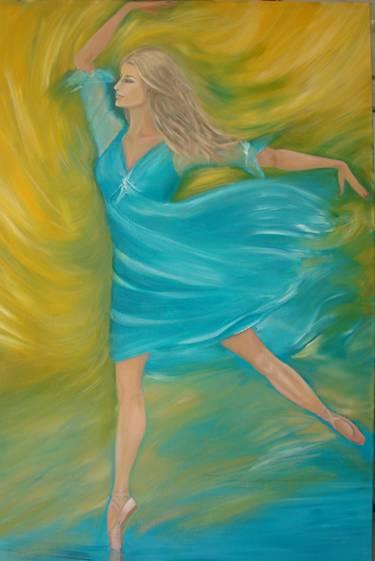 לינדה עזריה - ציירת