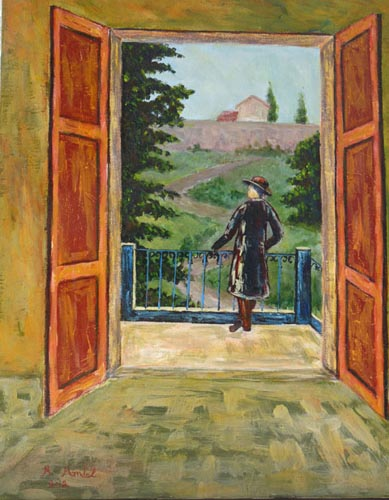 מירי שקד - ציירת