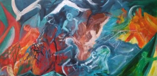 אילנה בן אריה - ציירת