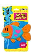 משחק פרווה קטניפ | בצורת דג