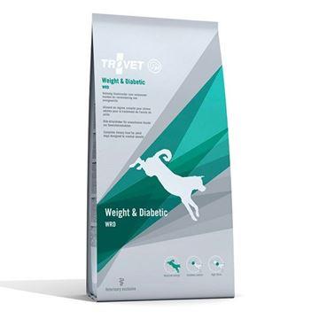 "טרובט ווייט & דיאבטיק מזון רפואי לכלב 3 ק""ג"