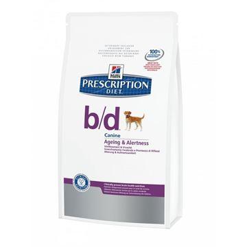 """הילס מזון רפואי B/D לכלב 5 ק""""ג"""