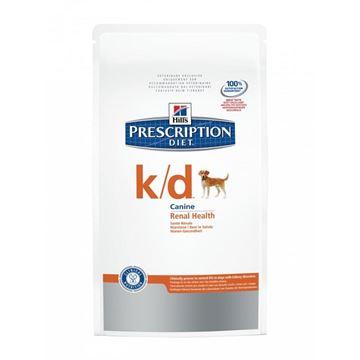 """הילס מזון רפואי K/D לכלב 12 ק""""ג"""