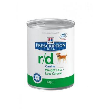 שימורי הילס מזון רפואי R/D לכלב 350 גרם