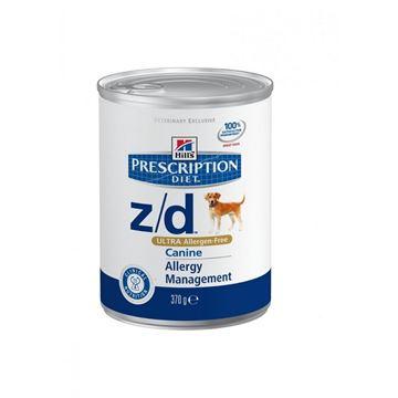 שימורי הילס מזון רפואי Z/D לכלב 156 גרם