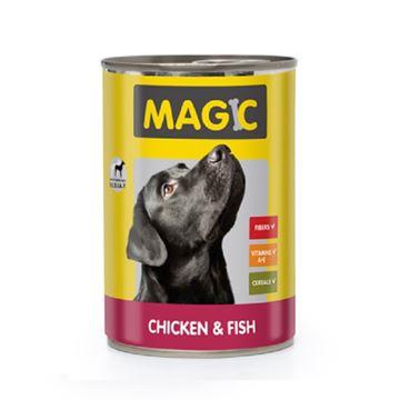 מגי'ק - נתחי בשר עוף ודגים 400 גרם