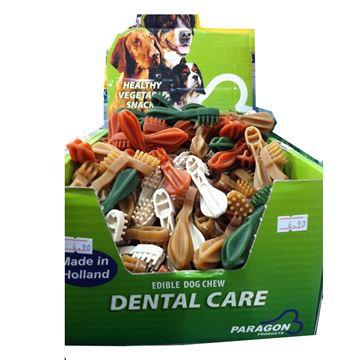 חטיף פארגון לכלב מברשת שיניים בינונית