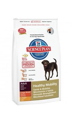 """הילס סיינס פלאן מזון לכלב בוגר גזע גדול עם בעיות במפרקים 12 ק""""ג"""