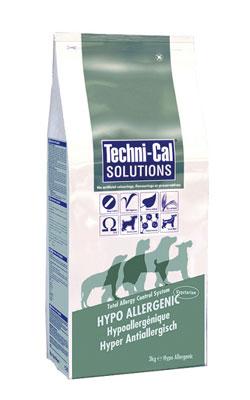 """טכניקל מזון לכלבים צמחוני היפוארלגני 15 ק""""ג"""