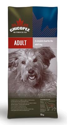 """צ'יקופי מזון לכלב בוגר 15 ק""""ג"""