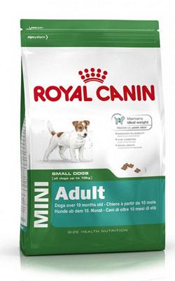"""רויאל קנין מזון לכלב בוגר גזע קטן 8 ק""""ג"""