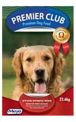 """מזון לכלבים פרימייר עוף 22 ק""""ג"""