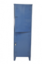 ארון 2 דלתות מחולק לגובה