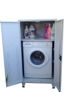 ארון למכונת כביסה