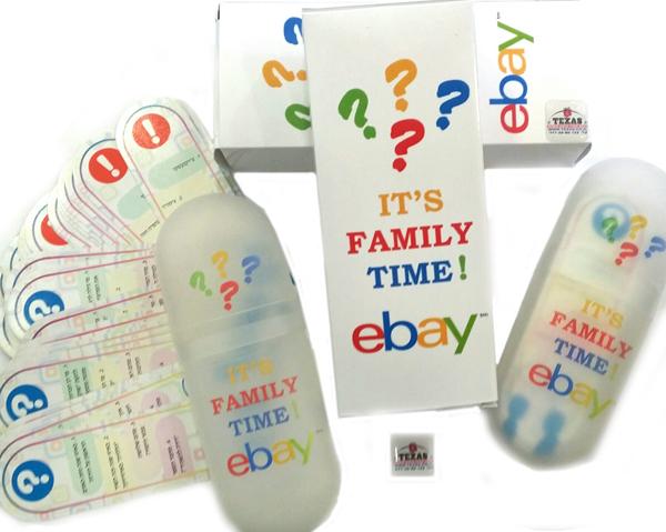 משחק טריויה עבור חברת ebay