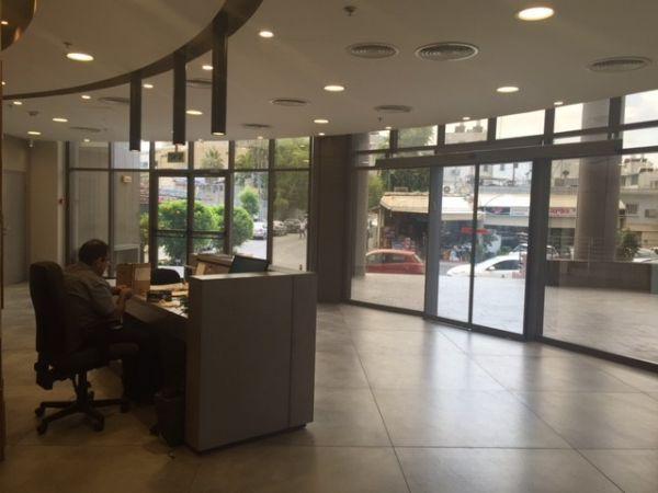 לובי משרדים ברמת גן