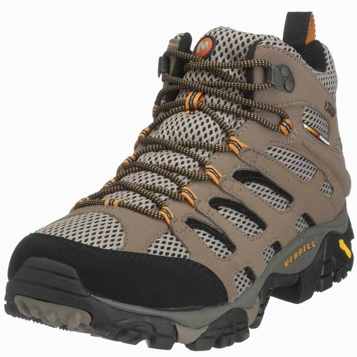 נעל טיולים - MERRELL - Moab Mid GORE-TEX