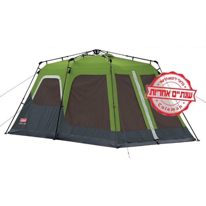אוהל משפחתי בין רגע ל-8-  COLEMAN